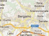 Mapa de bergamo